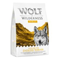400 g Wolf of Wilderness Explore The Endless Terrain Mobility