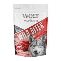 "180g Wolf of Wilderness Wild Bites Dog Snacks ""High Valley"" - Beef"