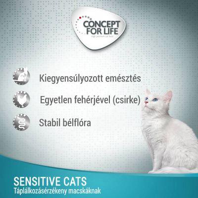 Concept for Life Sensitive paszta