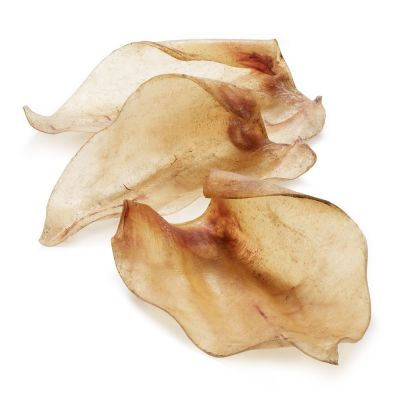 10 Rocco Natural Dried Cows' Ears