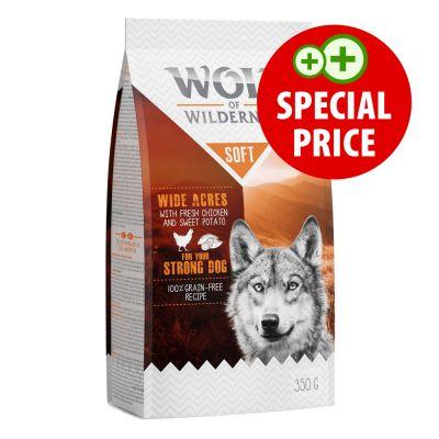 350g Wolf of Wilderness Soft