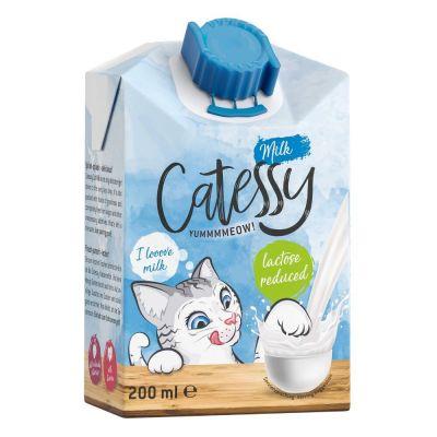 6 x 200ml Catessy Cat Milk