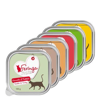 Feringa tálcás - Vegyes csomag II. (6 fajtával) 6 x 100 g