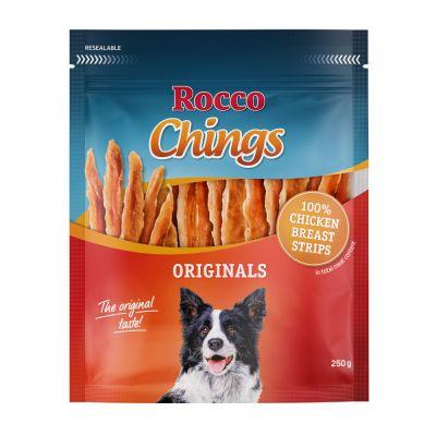 Rocco Chings csirkemelles rágócsíkok - 250 g