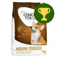 Reward of the Month: Concept for Life - Medium Sterilised