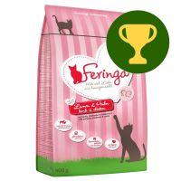 Bonus van de maand: 400 g Feringa Adult Lam & Kip Kattenvoer