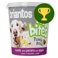 Reward of the Month - 150g Briantos FitBites Lamb with Potatoes and Apples