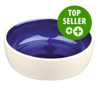 Gamelle en céramique Trixie pour chat 0,3 L - 13 cm de diamètre