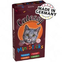 Catessy Mini-Sticks 12 x 4 makua (à 2 g)