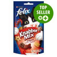 60 g Felix KnabberMix, Grillspass