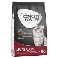 400g Concept for Life Maine Coon Adult Cats