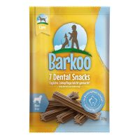 7 Barkoo Dental Snacks for Maxi Dogs