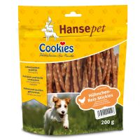 200g Cookie's Delicatessen Chicken and Rice Sticks