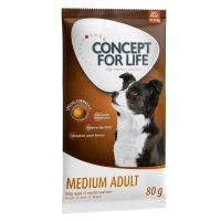 Concept for Life Medium Adult 80 g prøvepakke