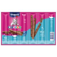 Vitakraft Cat Stick Classic Laks & ørret (6 x 6 g)