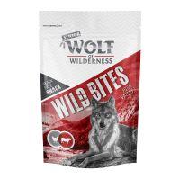 Wolf of Wilderness Snack - Wild Bites Senior High Valley - Vită 180 g