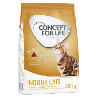 400g Concept for Life Indoor Cats