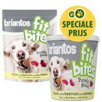 Briantos 'FitBites' - Eend met Rode Bieten & Havervlokken