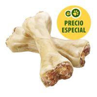 6 x 12 cm Barkoo huesos rellenos de nervio de buey