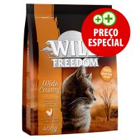 400 g Wild Freedom Adult Wide Country com aves