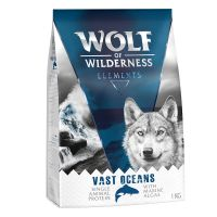 "Wolf of Wilderness ""Vast Oceans"" - Pesce (1 kg)"