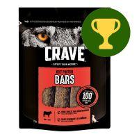 Premio del mese: Crave Protein Bar Snack per cani Manzo (76 g)