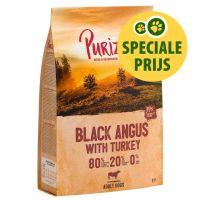 Purizon Black-Angus-Rund met Kalkoen Adult - Graanvrij hondenvoer