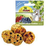 6 Stück (80 g) JR Farm Vollkorn Fruchtauslese-Cookies