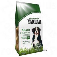 Yarrah Økologisk vegetariske hundekjeks (vegan)