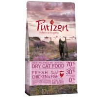 400g Purizon Kitten Food - Chicken & Fish