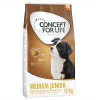 1,5 kg Concept for Life Medium Junior
