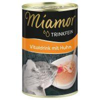 Miamor Trinkfein Vitaldrink Ton 6 x 135 ml