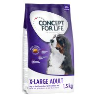 1,5 kg Concept for Life X-Large Adult