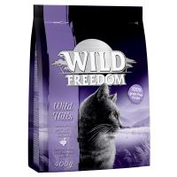 400g Wild Freedom Adult Duck Dry Cat Food