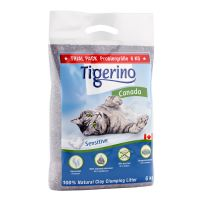 6 kg Tigerino Canada kattegrus - Sensitive