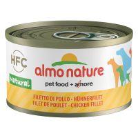 95 g Almo Nature HFC hundevådfoder - Kyllingefilet