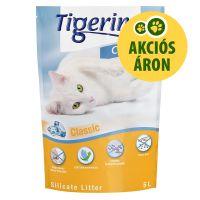 Tigerino Crystals szilikátos macskaalom, 5l