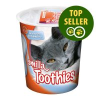 125 g Smilla Dental Care Snacks Toothies