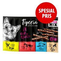 Tigeria Sticks 10 x 5 g Mixpakke