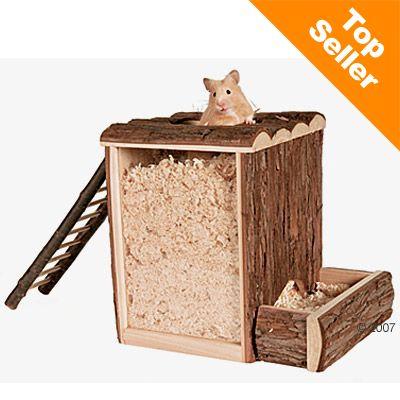 Burrow & Play Small Pet Tower Diggy