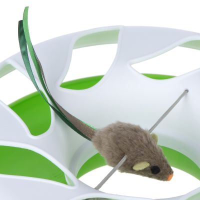 Gioco per gatti Round About Ø 25 x H 8 cm