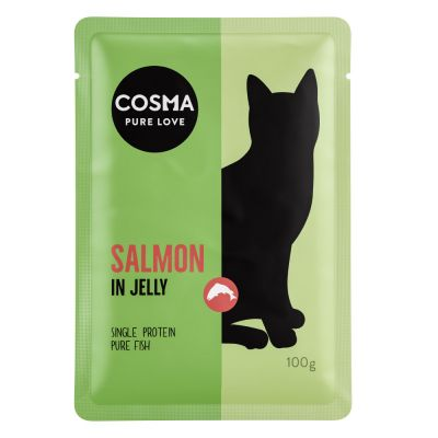 6 x 100g Cosma Original Pouches Mixed Pack