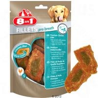 8in1 Fillets Pro Dental pour chien - taille S