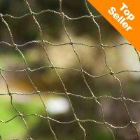 Zaščitna mačja mreža z ojačano žico 2 x 1,5 m