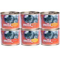 6 x 200 g Offre découverte Smilla, volaille