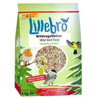 Lillebro hrana za ptice v naravi brez lupin 4 kg