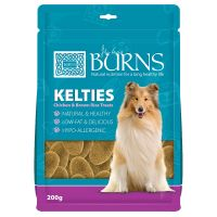 200g Burns Kelties Dog Biscuits