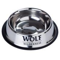 Wolf of Wilderness sklisikker edelstålskål 850 ml Ø 23 cm