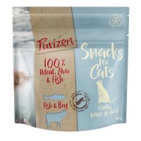 40g Purizon Cat Snacks - Grain-Free Fish & Beef