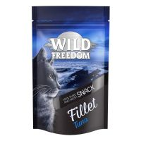 100 g Wild Freedom Filet Kattesnacks - Tun